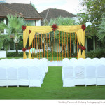 Detination wedding Mandap