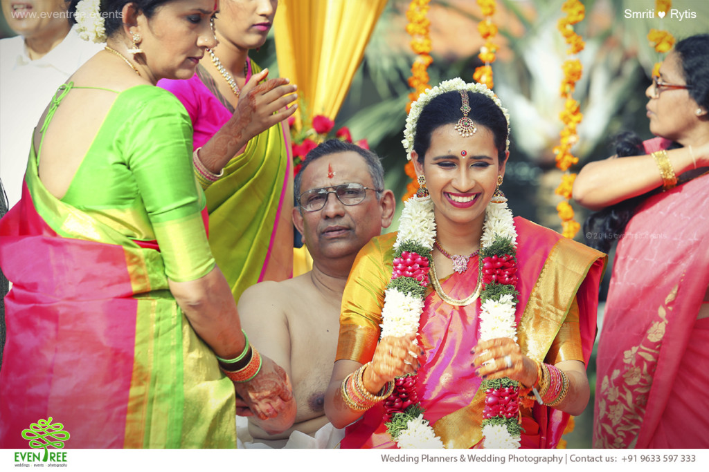 Kanya Dhanam, Tamil wedding