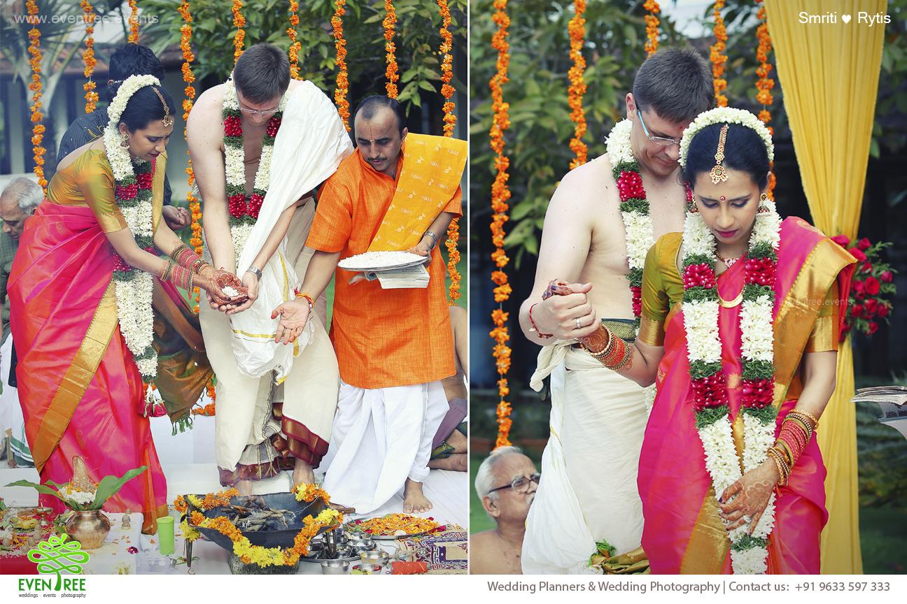 Tamil wedding in Kerala