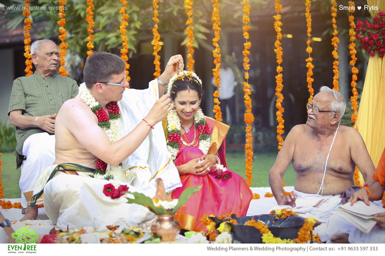 Tamil brhamin wedding