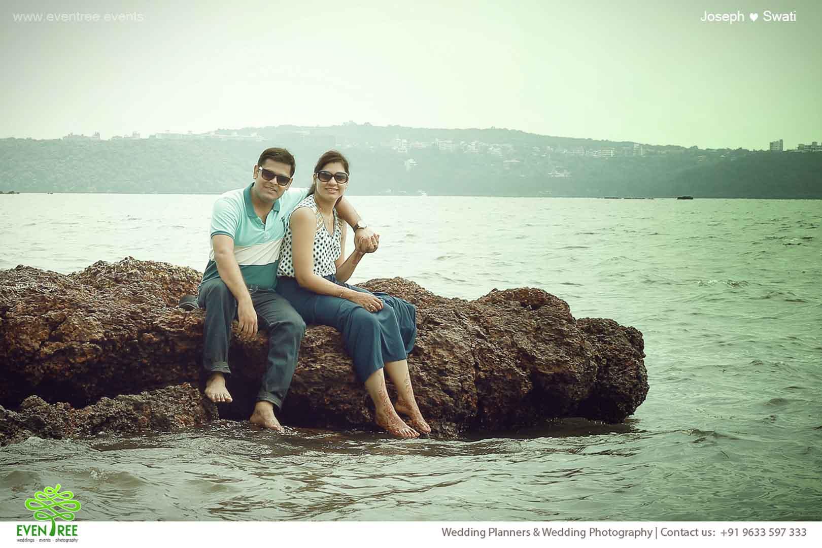 Post wedding shoot in Goa