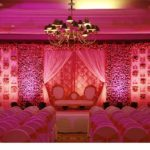 Wedding stage decoration Kerala