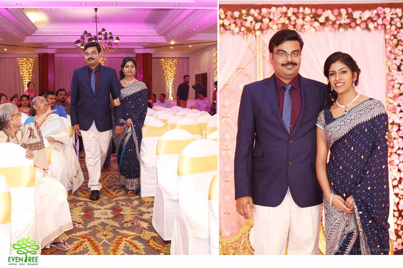 Wedding reception Calicut