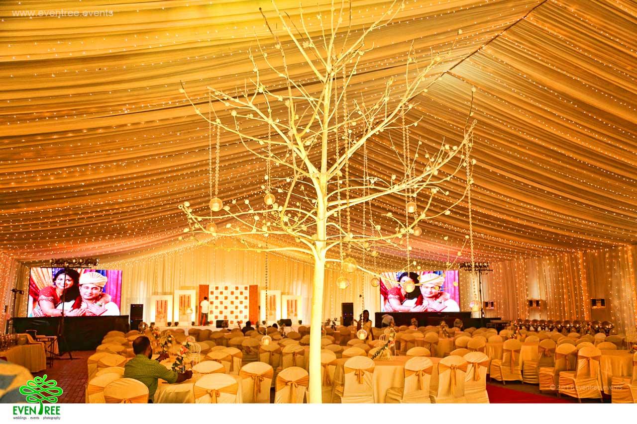 Outdoor wedding planner Kerala