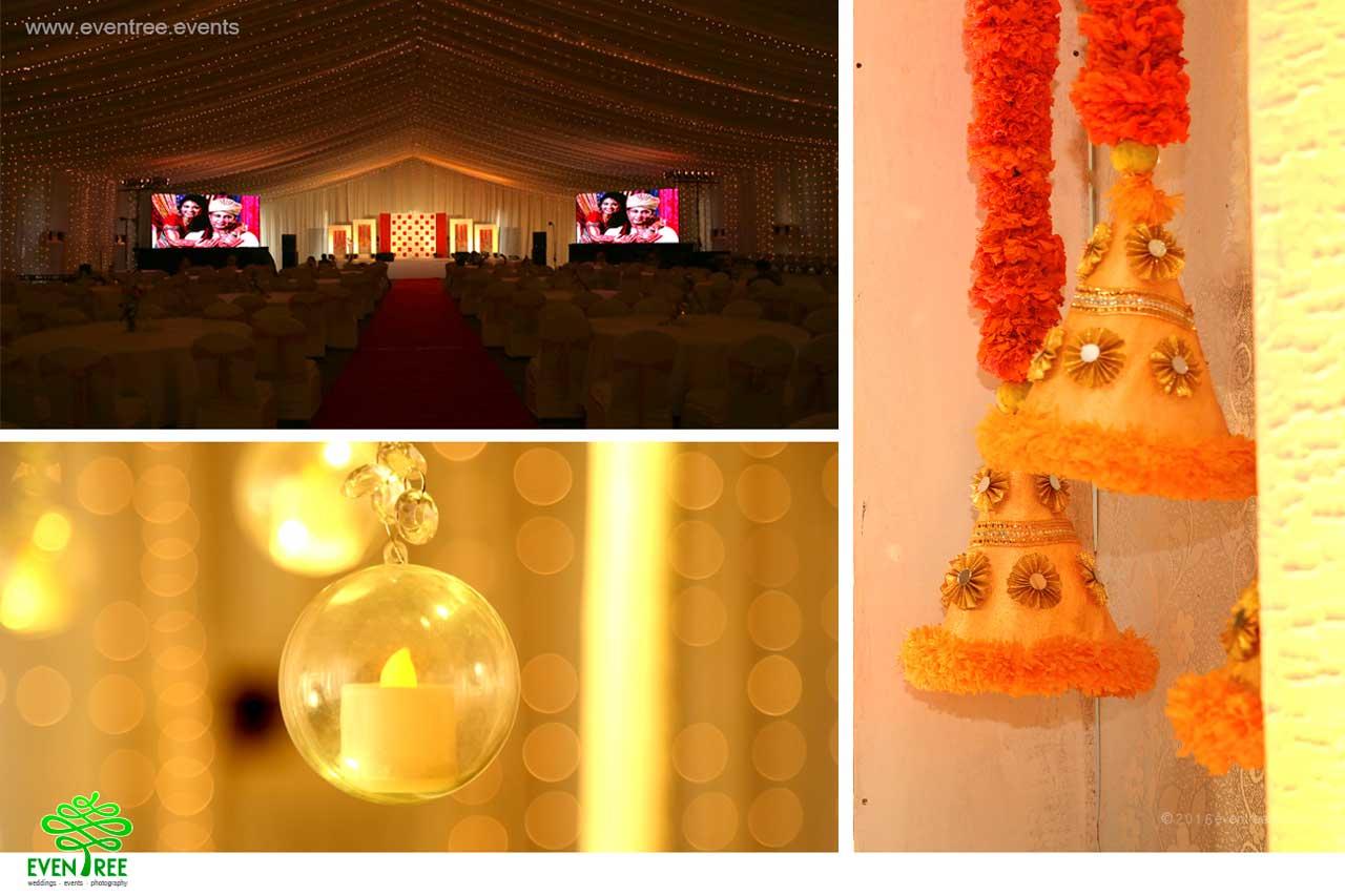Wedding florist in Kochi