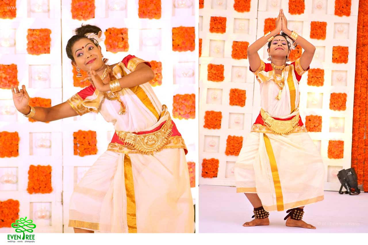 Kerala themed Hindu wedding